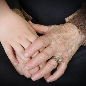 The Power of Touch and What It Means for the Elderly
