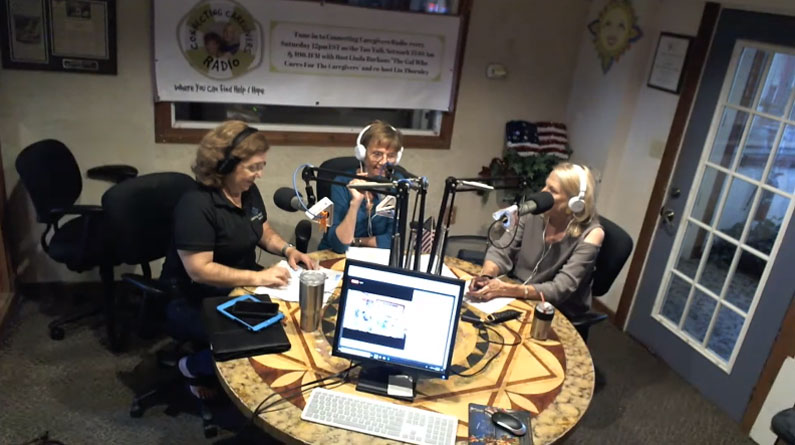 Connecting Caregivers Radio with Becky Moultrie