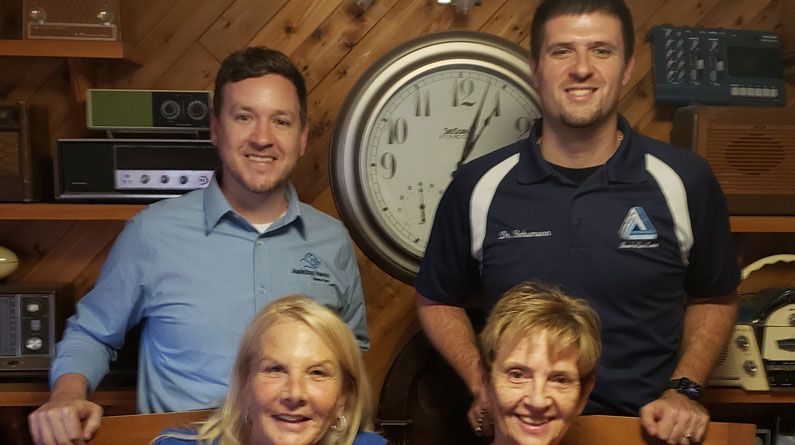Connecting Caregivers Radio with Dr David Schumann – Alexander Spine & Daniel Renner