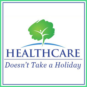 Healthcare DOESN'T Take a Holiday!!