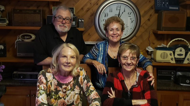Connecting Caregivers Radio with Pat Vaillincort and Thom Dupper