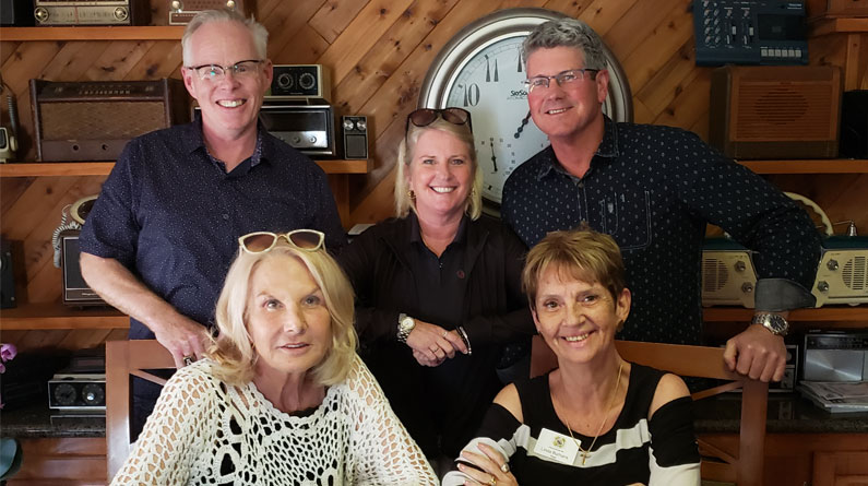 Connecting Caregivers Radio with Jen Moyer, Kevin Duguay and Terry St Amand