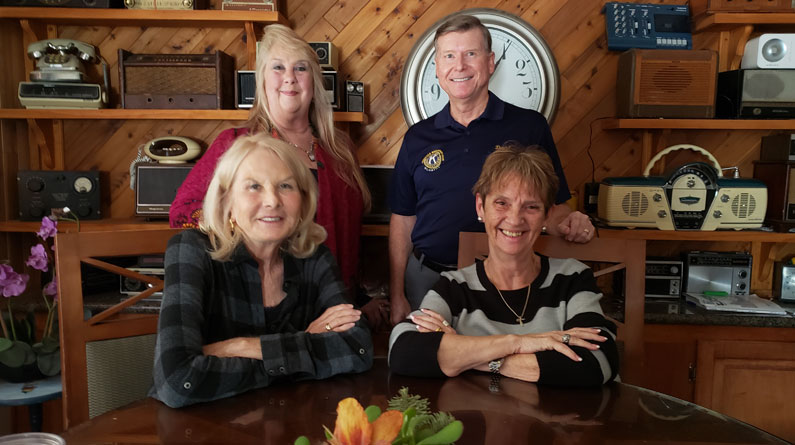 Connecting Caregivers Radio – Sheri Gruden – Suncoast Hospice PACE Program & David Green Kiwanis