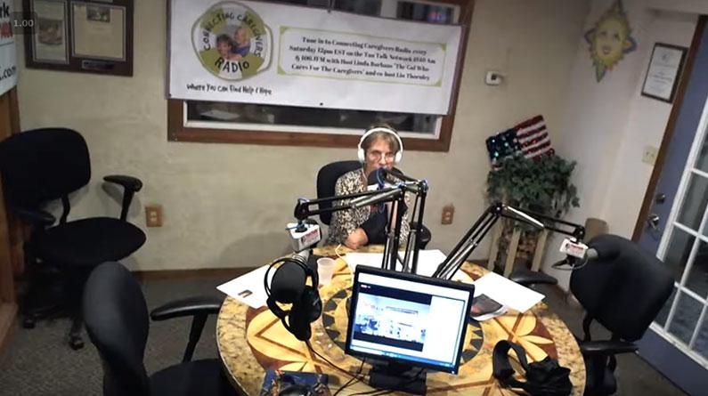 Connecting Caregivers Radio with Breeda Miller & Brian LeBlanc